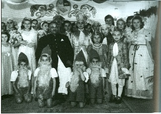 maharaja at school