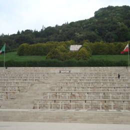 A Son's Pilgrimage to Monte Cassino
