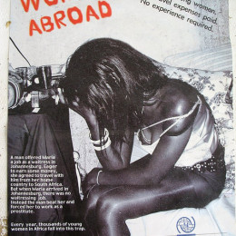 Human Trafficking … in Canada?