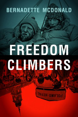 Freedom Climbers book cover