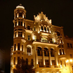 Baku Is … Just Plain Rich