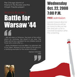 "The Art of Making History Come to Life – Wanda Koscia's ""Battle for Warsaw '44″"