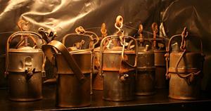 CoalCarbide-Lamps
