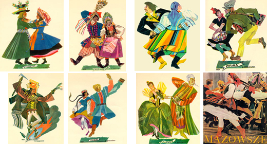 Created by Stalin, Embraced by Emigrants? Mazowsze, Śląsk and the Polish Folk Dance Movement in America