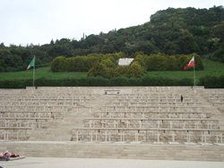 Monte Cassino PHOTO: Stan Oziewicz