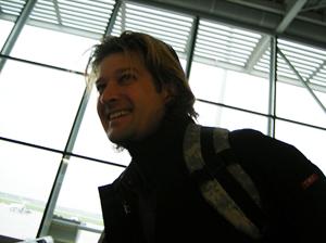 Piotr Uzarowicz in Warsaw, Poland