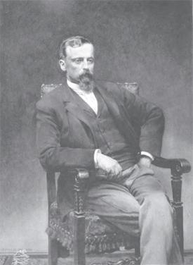 Painting of Henryk Sienkiewicz by Kazimierz Pochwalski, c. 1898
