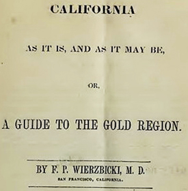 "Cover of ""California as it is and as it may be"""