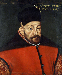Stefan Batory (1533-1586), one of the most famous rulers of Poland during her 'Golden Era,' was Hungarian.