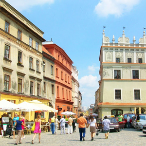 Lublin: A City of Inspiration and Serendipity