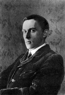 Stanisław Ignacy Witkiewicz aka Witkacy, ~1912