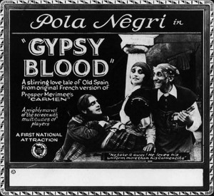 Gypsy Blood poster