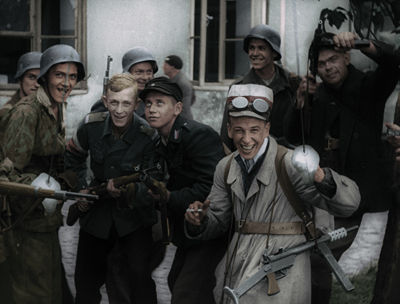 "Photo: ""Warsaw Uprising"" press materials"
