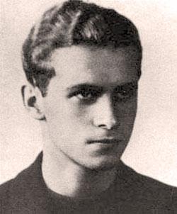 Krzysztof Kamil Baczyński ~1944