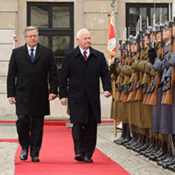 Canada's First State Visit to Poland: Promoting Business; Remembering a Shared History
