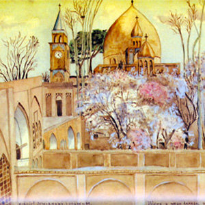 Isfahan, the City of Polish Children