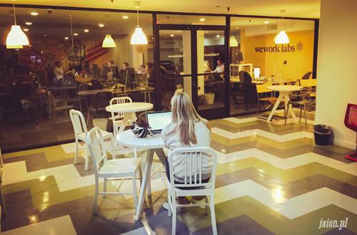 San Francisco coworking space PHOTO: Sylwia Gorajek, www.jaion.pl