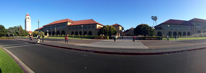 Stanford University and Hoover Tower PHOTO: Dariusz Wodziak