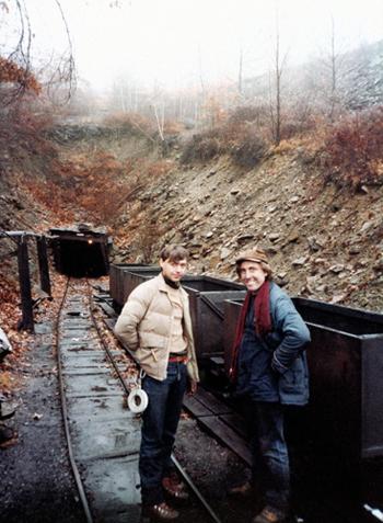 Pennsylvania coal mine