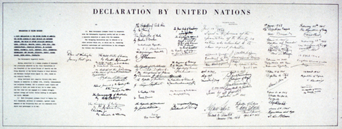 UNDeclaration