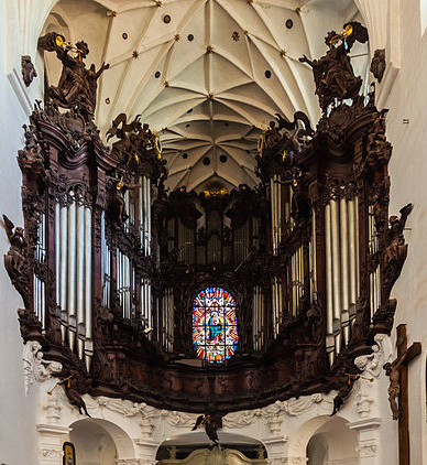 PHOTO of Oliwa Cathedral Grand Organ by Diego Delso