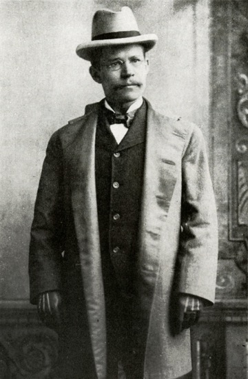 Antoni Paryski