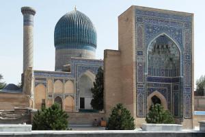 Tamerlane's tomb, Samarkand